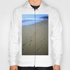 Footsteps in the Sand Hoody