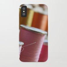 Spools Slim Case iPhone X