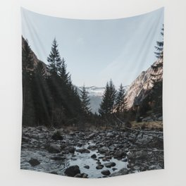The Way Back | Nature and Landscape Photography Wall Tapestry