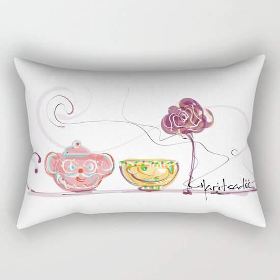 design 6 Rectangular Pillow