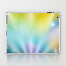 Starburst Abstract Illustration  Laptop & iPad Skin