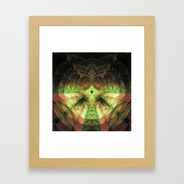 Horology Framed Art Print