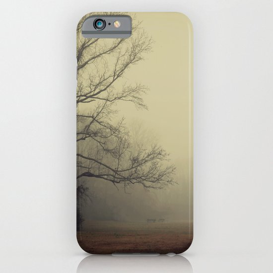 A Gathering of Fog iPhone & iPod Case