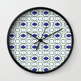 Roxanne 2 Wall Clock