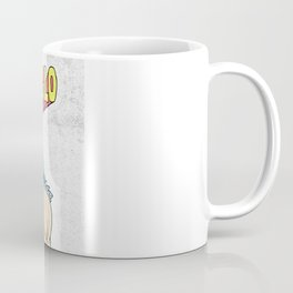 El Eaglo Coffee Mug