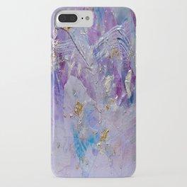 Silver Cloud iPhone Case