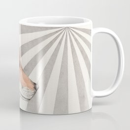 Fox in the sunlight Coffee Mug
