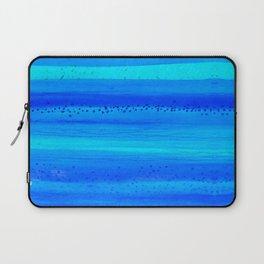 Blue Sky Blue Waters Laptop Sleeve