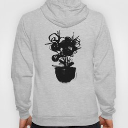 flower pot 001 Hoody