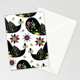 Paisley pattern #4D2 Stationery Cards