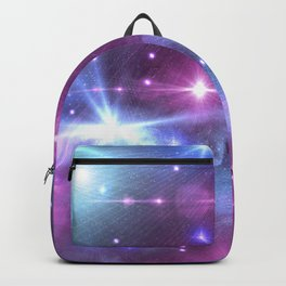Fantasy Space Glow Backpack