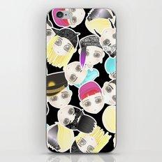 BIGBANG Collage (Black) iPhone & iPod Skin