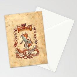 Creaturi Terribilus Stationery Cards