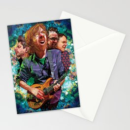 phish the cartoon 2021 Stationery Cards
