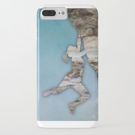 Climb On II iPhone Case