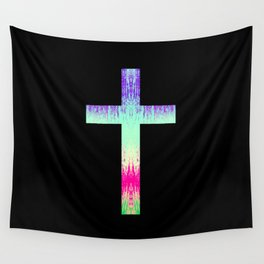 Cross Wall Tapestry