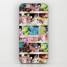 Flower shop iPhone & iPod Skin