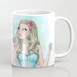 Bubble Love Coffee Mug