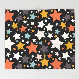 All About the Stars - Style H Throw Blanket