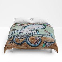 Octobartender Comforters