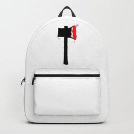 Red Hatchet Backpack