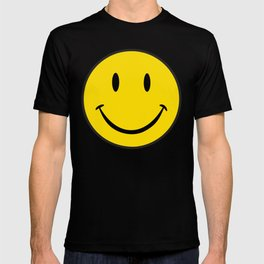 Smiley Happy Face T-shirt