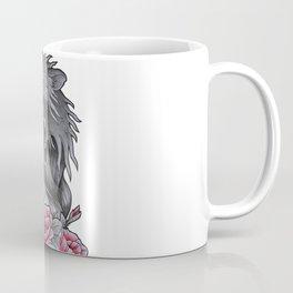 WARRIOR WOMAN Coffee Mug