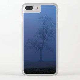 Fog 20 Clear iPhone Case