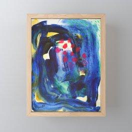 Draconids Framed Mini Art Print
