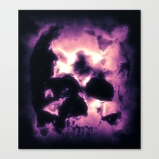 scary space Canvas Print