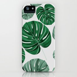 Tropical days - series II.-  iPhone Case