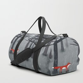 The Fox and the Forest Duffle Bag