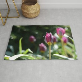 Sprouting Beauty Rug