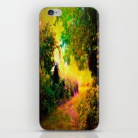 heaven iPhone & iPod Skins featuring HEAVEN by 2sweet4words Designs