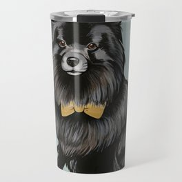 Ozzy the Pomeranian Mix Travel Mug