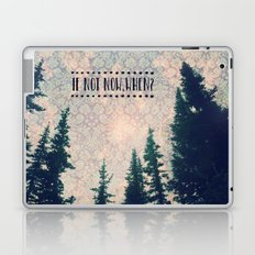 If Not Now, When? Laptop & iPad Skin