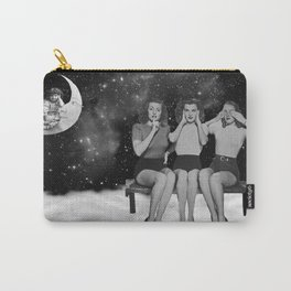 retro space gals Carry-All Pouch