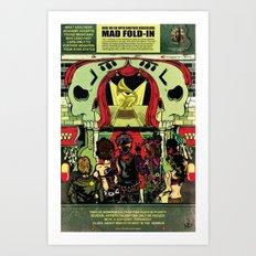 27 Club | Dead Rock Stars Art Print