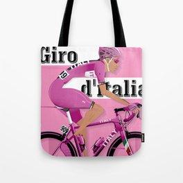 GIRO D'ITALIA Grand Cycling Tour of Italy Tote Bag