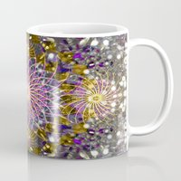 sparkle Mugs featuring Sparkle by Angelo Cerantola