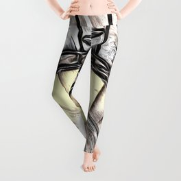 The Spiral Staircase Leggings