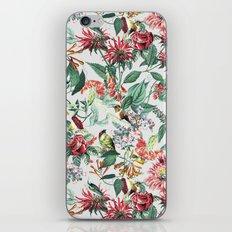 Botanical Garden II iPhone & iPod Skin