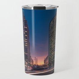 Potsdamer Platz Travel Mug