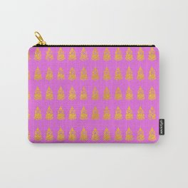 Pink & Gold Home Boho California Carry-All Pouch