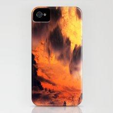 Golden Sky iPhone (4, 4s) Slim Case