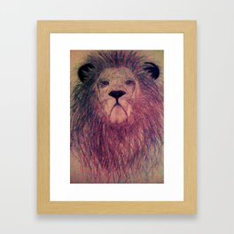 Mighty Framed Art Print