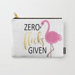 Zero Flocks Carry-All Pouch