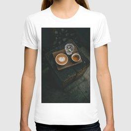 Cafe Latte Art II T-shirt