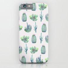 cactus pattern! Slim Case iPhone 6