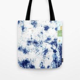 Blurred Copy Tote Bag